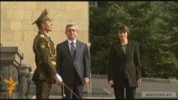Երկու երկրների նախագահները գոհ են այցի արդյունքներից