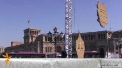 Տարեդարձը նշող Երևանում պատմական կառույցները անտարբերության են մատնված