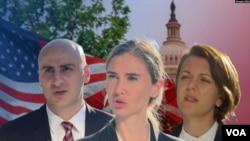 Ника Мелия, Тина Бокучава и Нона Мамулашвили