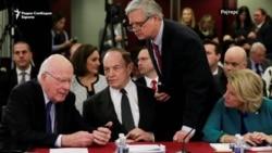 Договор за избегнување на блокадата на владата на САД