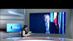 """Traian Băsescu: """"Nu renunț la teoria ca suntem un popor în două state independente"""""""