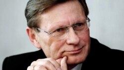 Лєшек Бальцерович, співголова стратегічної групи радників із підтримки реформ