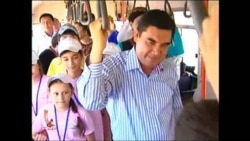 Turkmen President Surveys Country's New Tourist Hub