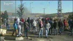 Suzavac i kamenje u Gazi