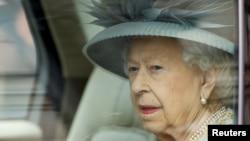Британия қироличаси Елизавета II