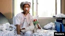زخمی حمله بر یک مکتب دختران در غرب کابل