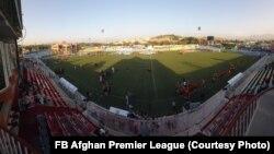 آغاز مسابقات لیگ برتر فوتبال افغانستان