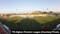 لیگ برتر افغانستان