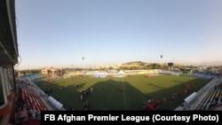 شماری از بازیکنان لیگ برتر افغانستان