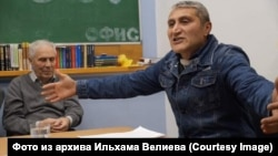 Ильхам Велиев
