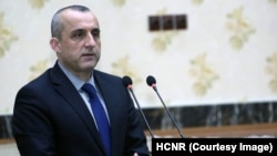 امرالله صالح، معاون نخست ریاست جمهوری افغانستان