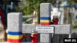 Comemorarea zilei Armatei Române la Chișinău
