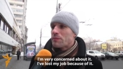 Vox Pop: Anxieties Rise Over Falling Ruble