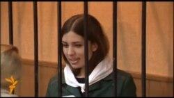 Засуджена учасниця Pussy Riot оголосила голодування