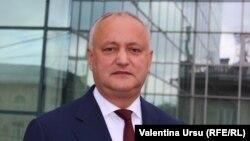 Președintele Igor Dodon, Radio Europa Liberă, 4 noiembrie 2020