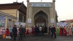 Кыргыз-өзбек өкүлдөрү Анжиянда кездешти