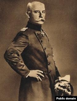 Generalul Tülff von Tschepe und Weidenbach.