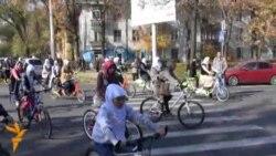 Велопробег в хиджабах