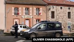 Полиция во Франции, архивное фото