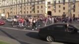 Женский марш в Минске: «Мы здесь власть»