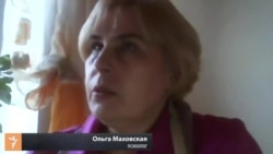 Ольга Маховская о чеченской сватьбе