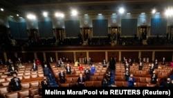 Палата представителей Конгресса США (иллюстративное фото)