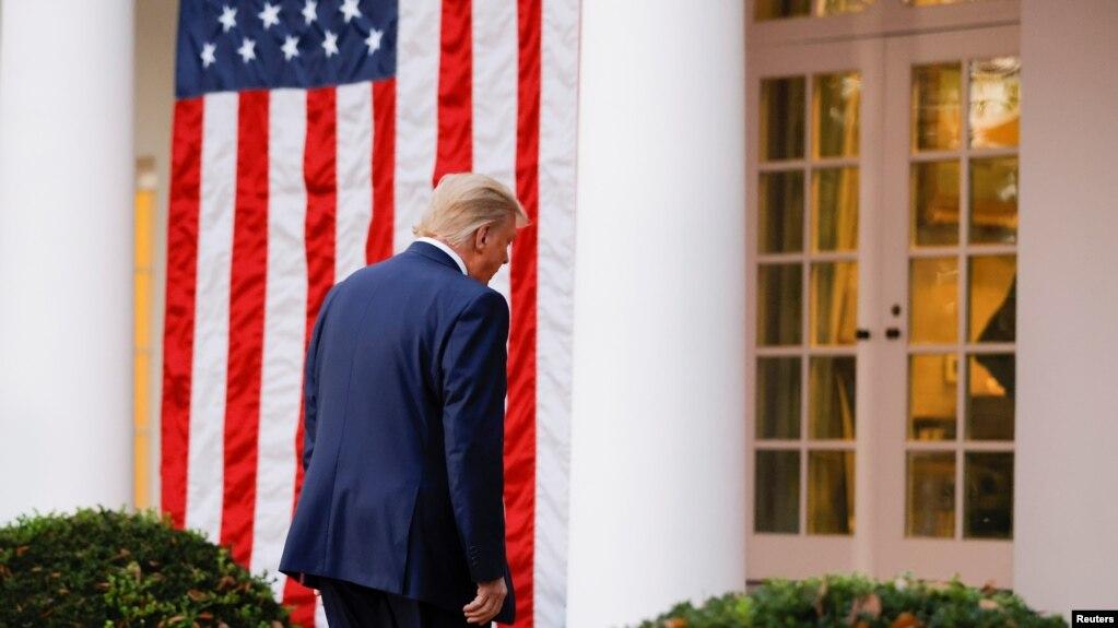 Палата представителей проголосовала за второй импичмент президента Трампа