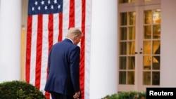 Президент Дональд Трамп президентлик сайлови натижаларини тан олишни истамаяпти.