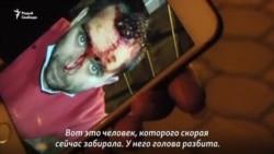 Что использовал ОМОН в Минске