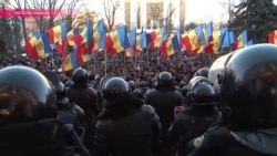 Молдавская оппозиция отказывается от диалога с властью и требует новых парламентских выборов