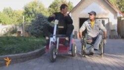 В бывшем доме Бакиева обосновались инвалиды