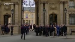 Pariz uoči Makronove inauguracije