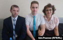 Семья Суворковых
