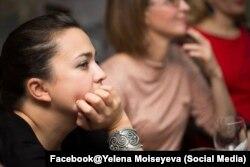 Jelena Moiseeva (عکس بایگانی)
