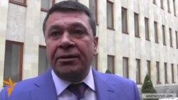 Ոստիկանապետը անդրադարձել է Գյումրու դեպքերին