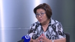 Экс-президент Кыргызстана Роза Отунбаева – о бывшем президенте Атамбаеве
