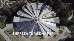 """Një plan për """"shpëtimin"""" e piramidës në Tiranë"""