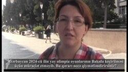 Bakılıların olimpiadadan imtinaya münasibəti