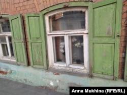 Дом, где живет семья Игоря