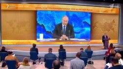 Putin: Qarabağ Azərbaycanın ayrılmaz tərkib hissəsidir