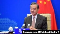 وانگ یی٬ وزیر خارجه چین