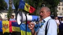 Marșul solidarității cu Ucraina la Chișinău