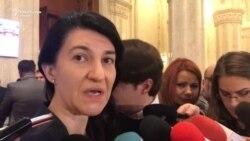 Violeta Alexandru: Și românii muncesc în afara țării și merită respect