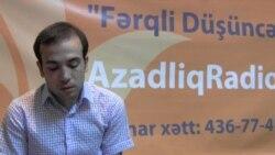 """Elvin Bakiroğlu """"Vağzal adam"""" (şeir)"""