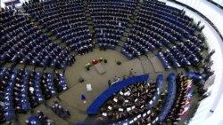 Світові лідери вшанували пам'ять екс-канцлера ФРН у Стразбурзі (відео)