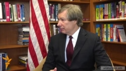 """Warlick: """"We can't work to achieve a negotiated settlement if a widening conflict breaks out"""""""