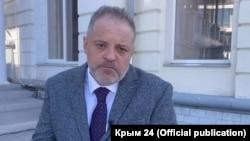 Олег Крючков, генеральний продюсер ТРК «Крым 24»