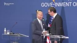 Bajden i Vučić: Potrebno je prevazići istoriju