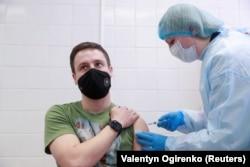 واکسیناسیون کرونا در اروپا، اوکراین