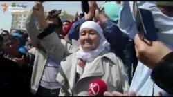 Протест против «продажи земли»